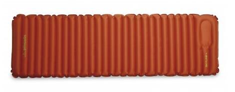 nafukovací karimatka SKYLINE L barva: Oranžová