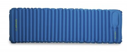 nafukovací karimatka SKYLINE XL barva: Modrá