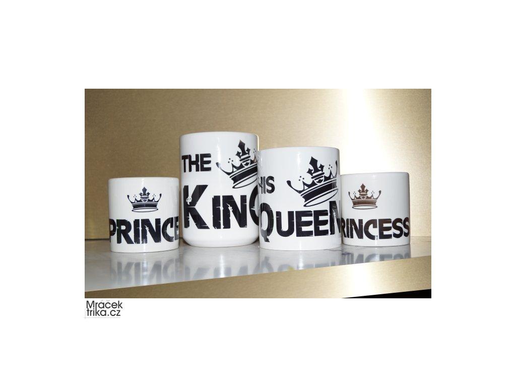 Hrnek King