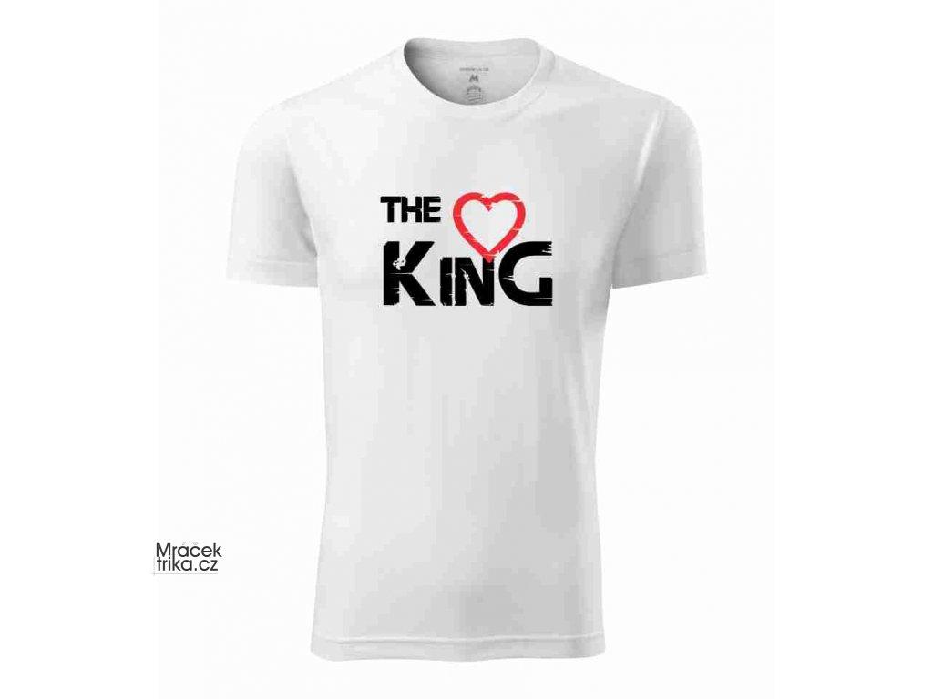 Triko KING bila valentin