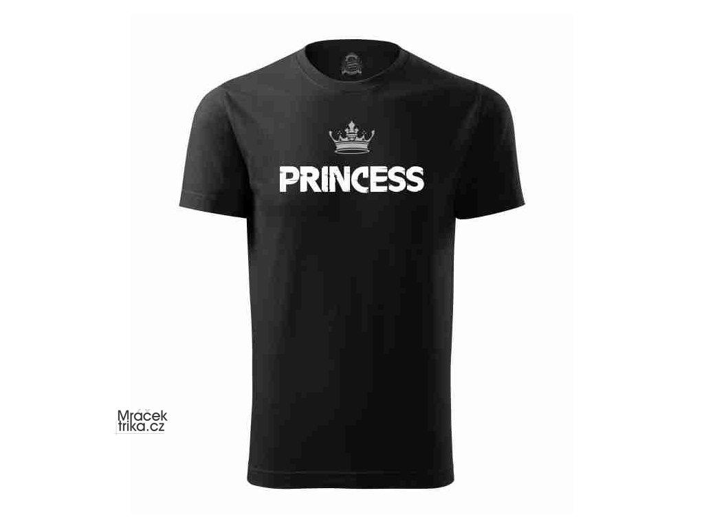Princess stříbrná