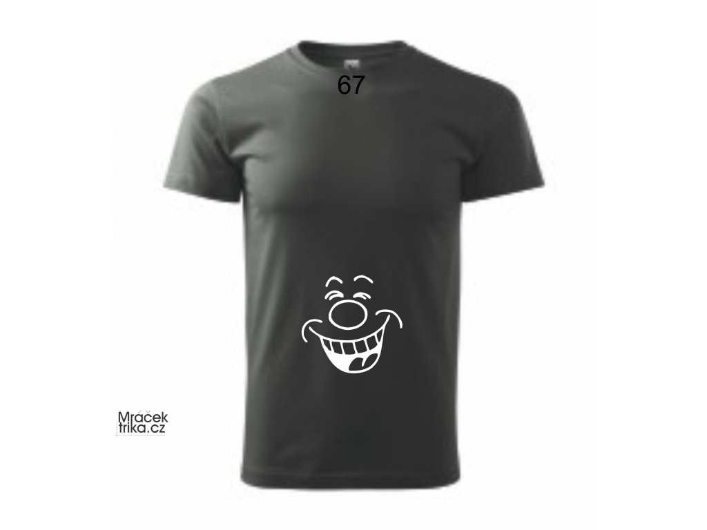 Tričko smích 1