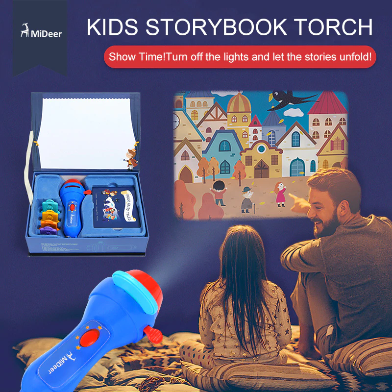 MiDeer-Story-Projector-Torch-Educational-Flash-Light-Up-Toys-for-Children-Kids-Lamp-Play-Sleeping-Stories