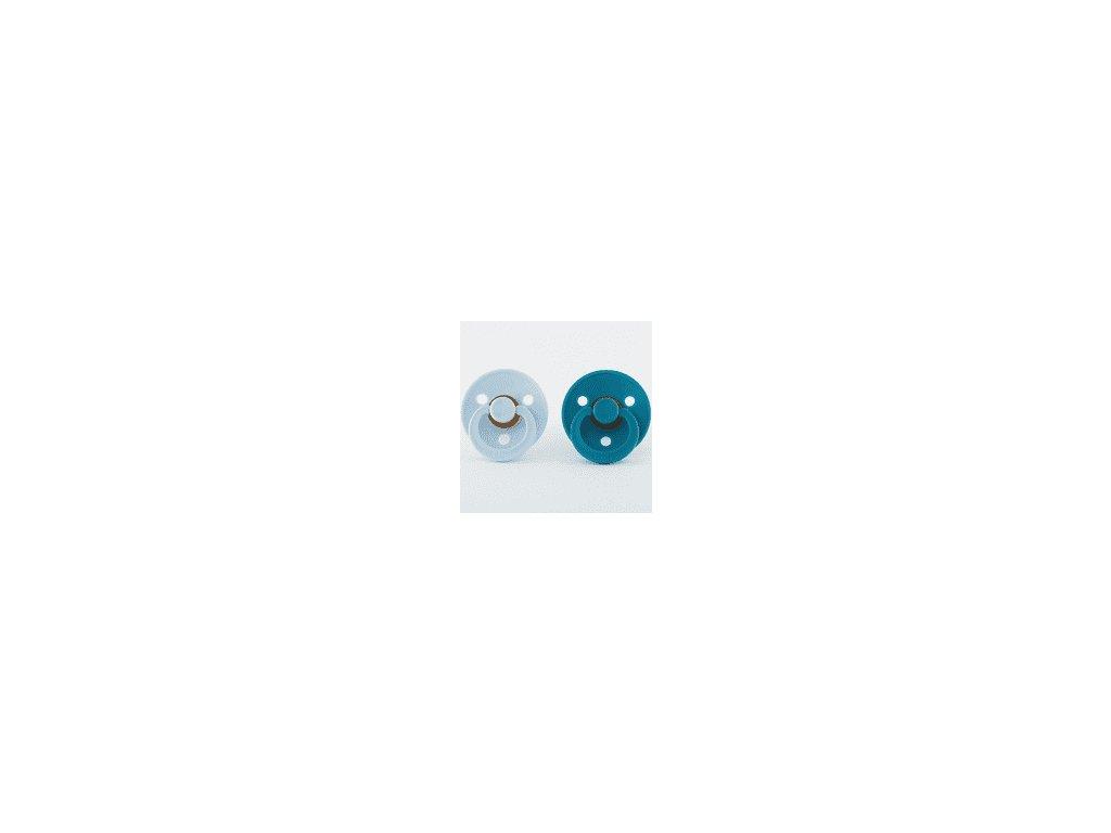 bibs baby blue dark teal