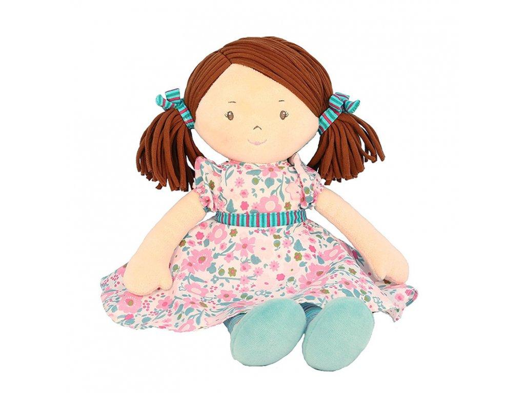 Latkova babika 40cm Katy ruzovo modra