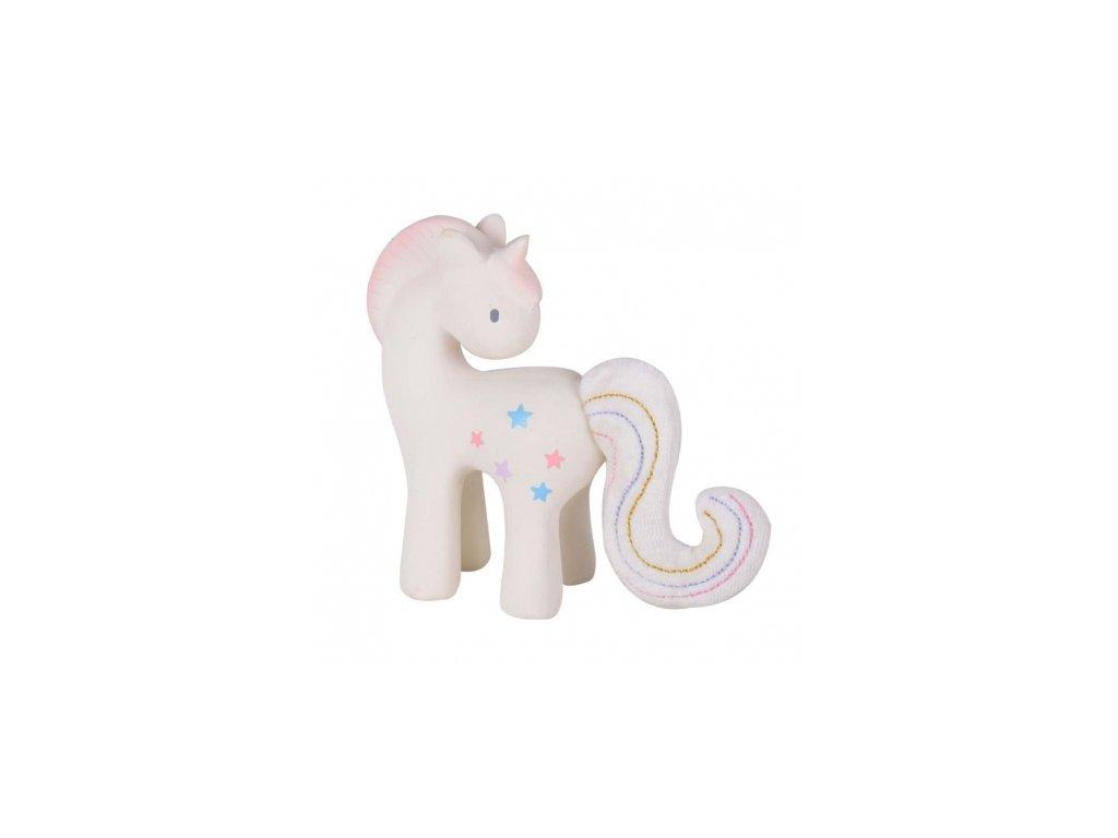 teether rattle unicorn