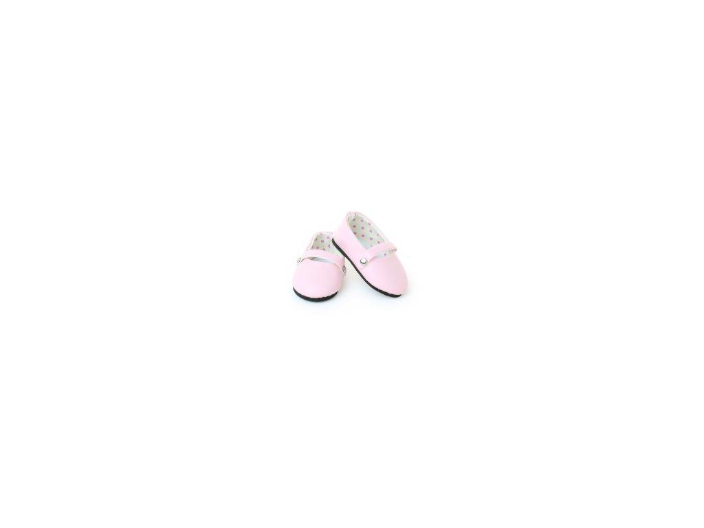 Petitcollin Balerny růžové (39-48)