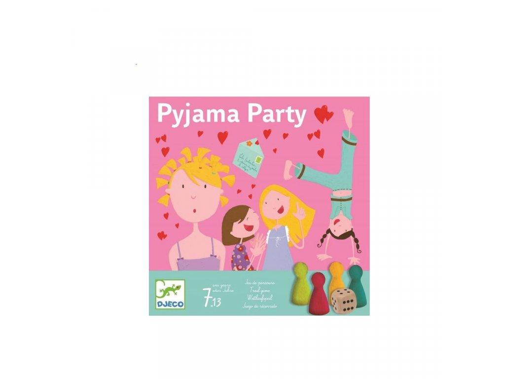 20051 dj hra pyjama party