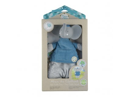 Meiya&Alvin mazlicek slon