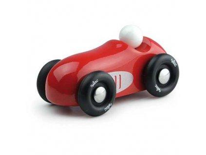 Vilac Sportovní auto mini červené