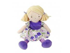 Latkova babika 25cm Peggy fialova