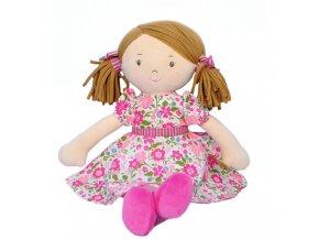Latkova babika 40cm Fran ruzova