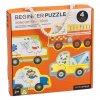 28385 x petitcollage puzzle zachranna vozidla x