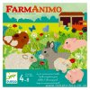DJ08483 C LRG FarmAnimo Game by Djeco