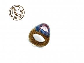 Dubový prsten&pryskyřice