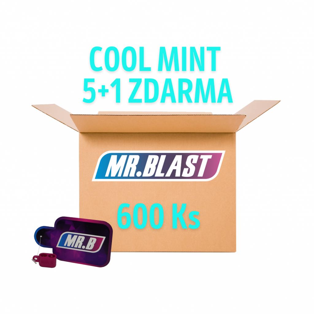 Práskací kuličky - Cool mint 5 + 1 ZDARMA