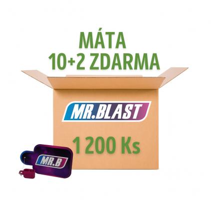 Práskací kuličky - Máta 10 + 2 ZDARMA