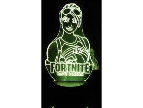 """3D lampa Fortnite """"BRITE BOMBER"""""""