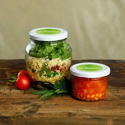 M1 Cuketový salat s bulgurem, Minestrone