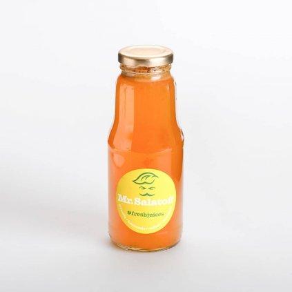 Fresh z jablek a okurky (1)