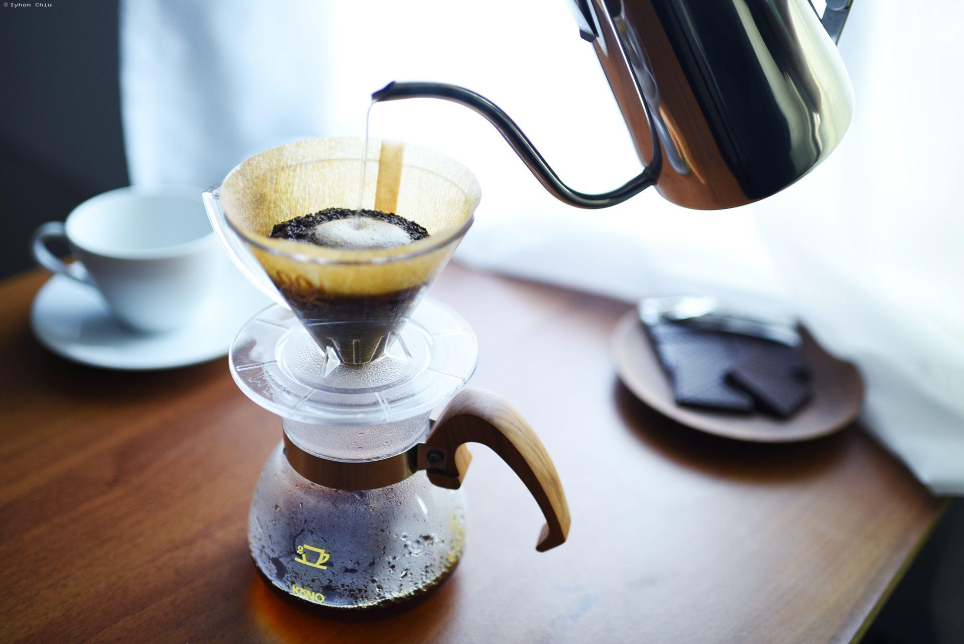 Filtrovaná káva je to naj
