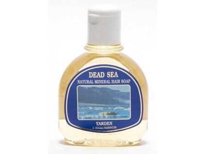 Přírodní minerální vlasové mýdlo