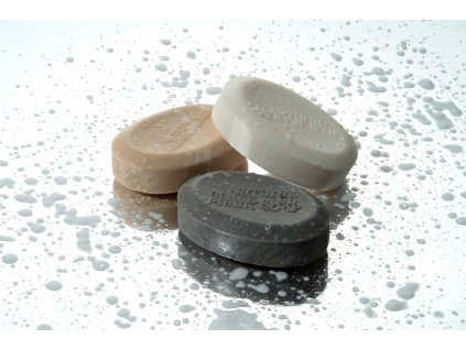 Mýdlo z černého bahna Malki