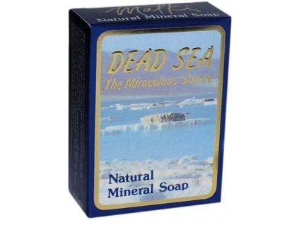 Minerální mýdlo Malki
