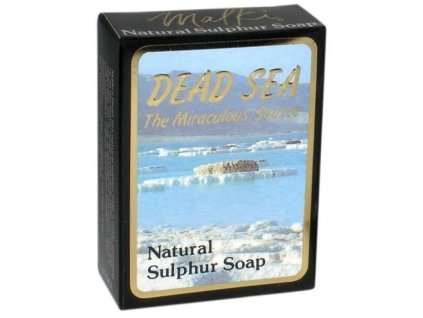 Sirné mýdlo Malki