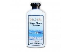 Přírodní minerální šampon
