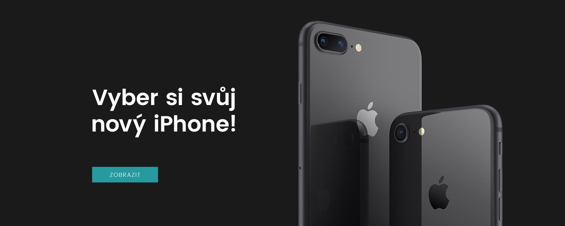 NOVY IPHONE