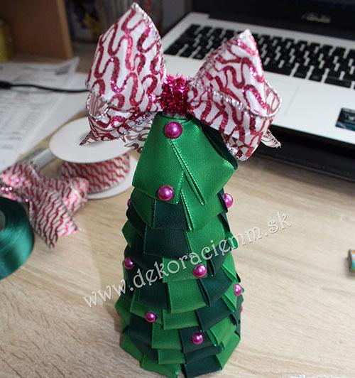 Vytvor si sám - vianočný stromček