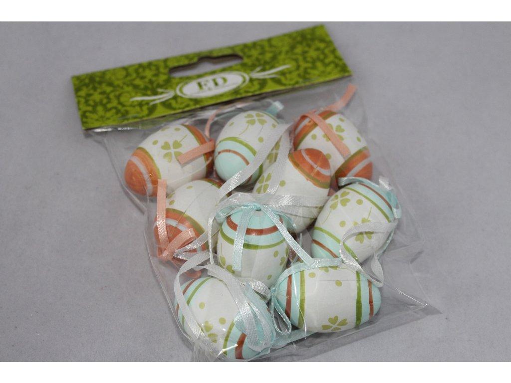 Vajíčka plastové 4cm - 9100154