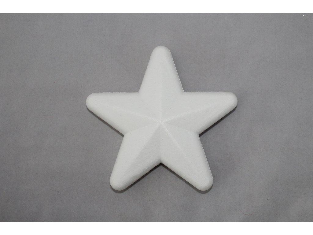 Hviezda 15cm polystyrén