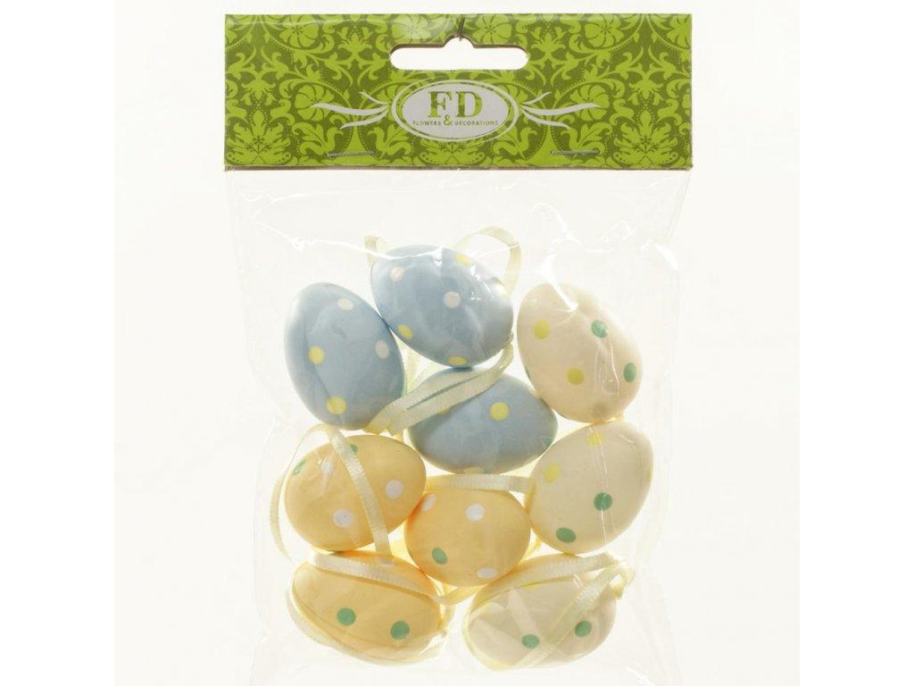 Vajíčka plastové 4cm - 9100125