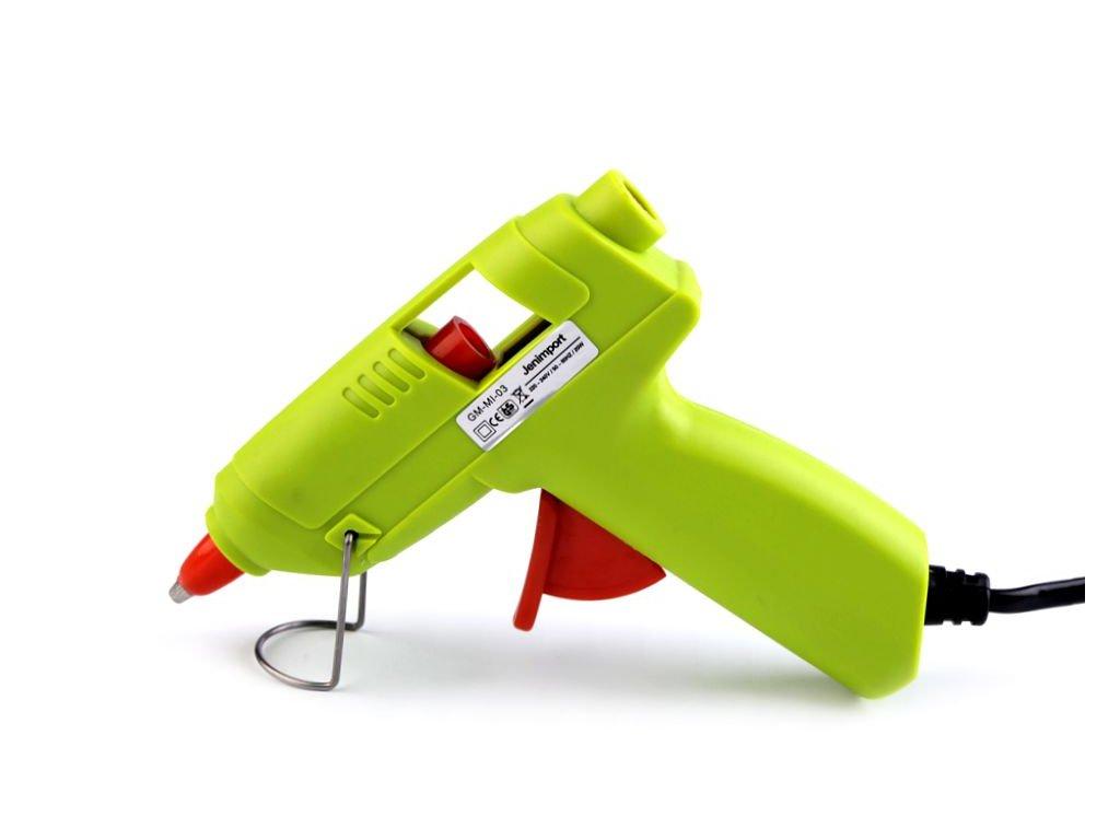 Tavná pištol na lepidlo Ø7-8 mm (zelená)