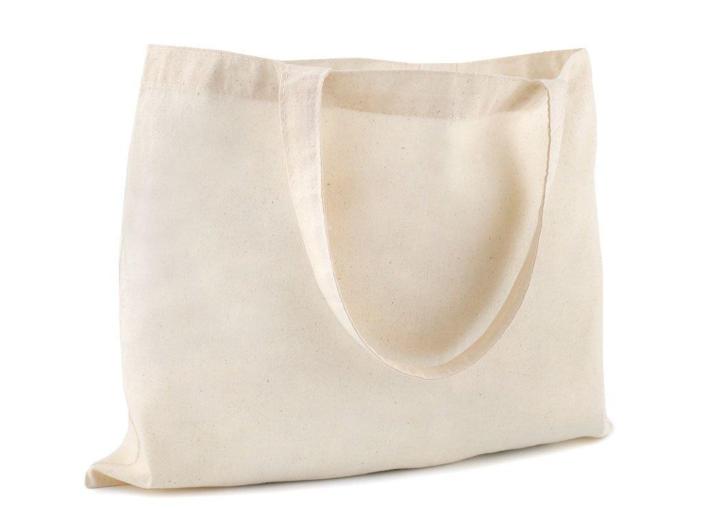 Textilná taška bavlnená na domaľovanie 38x30 cm