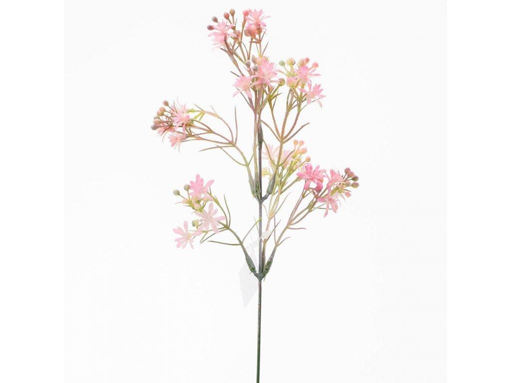 Umelý kvet gypsa 25cm