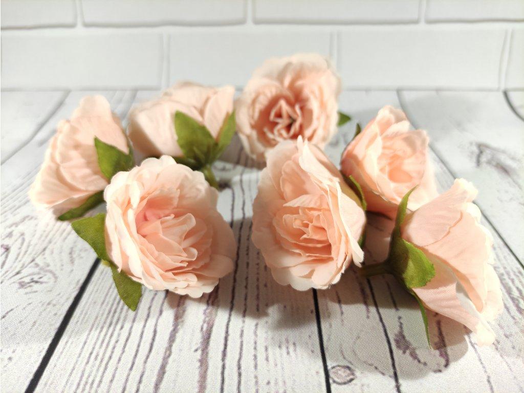 Hlava ruža 4cm