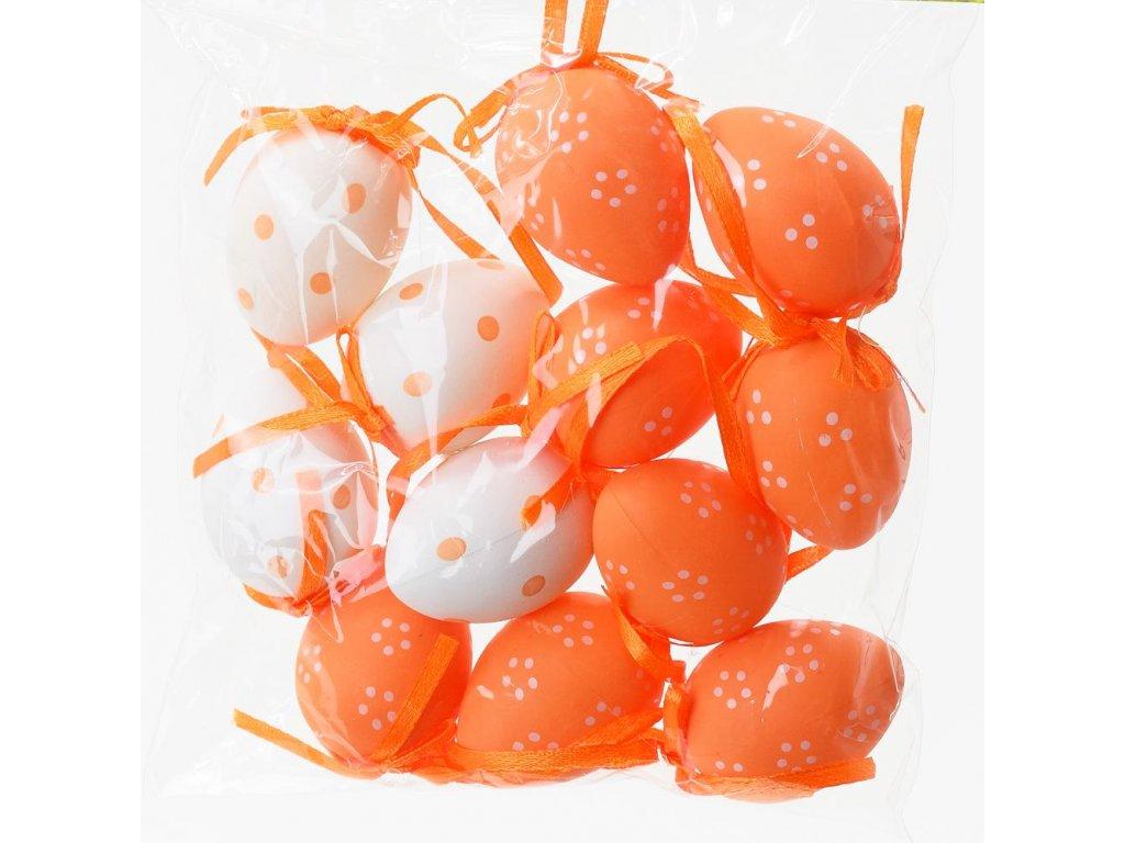 Vajíčka plastové 4cm - 9100246