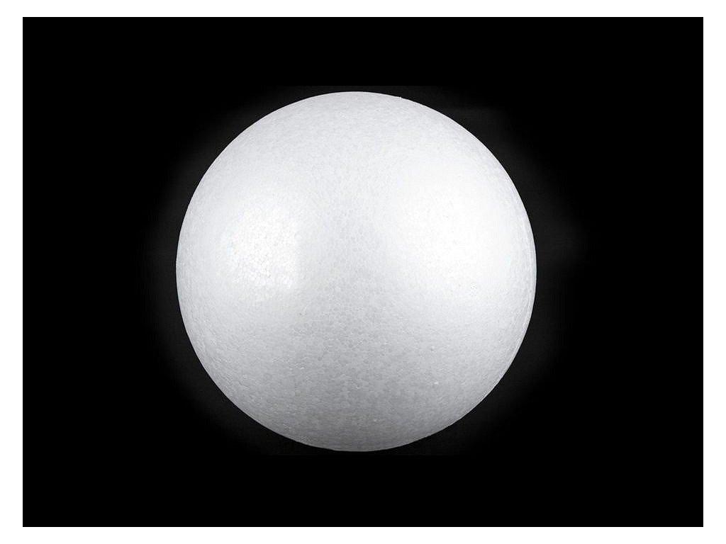 Guľa Ø 120mm polystyrén