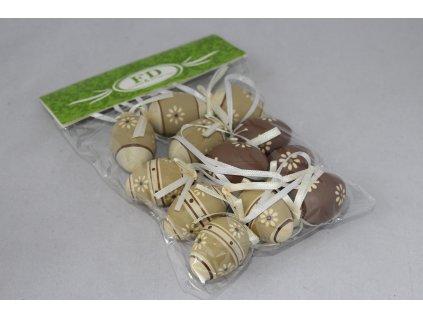 Vajíčka plastové 4cm - 9100042