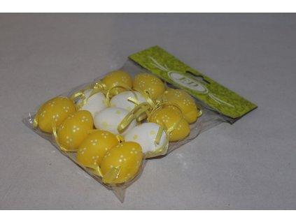 Vajíčka plastové 4cm - 9100240