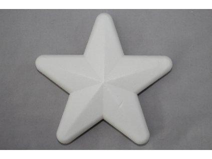Hviezda 20cm polystyrén