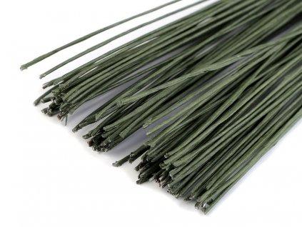 Floristický drôt Ø1 mm, dĺžka 40 cm