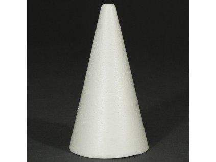Kužeľ polystyrén 15 cm