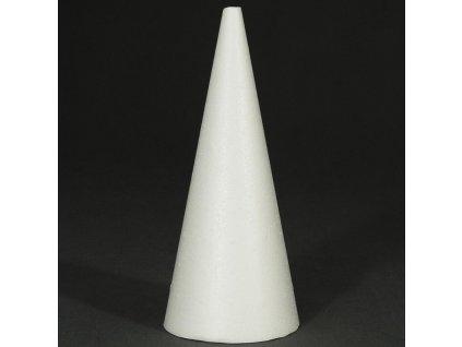 Kužeľ polystyrén 20 cm