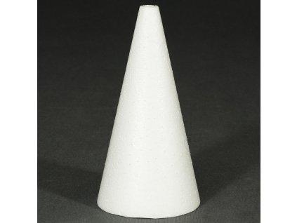 Kužeľ polystyrén 26 cm