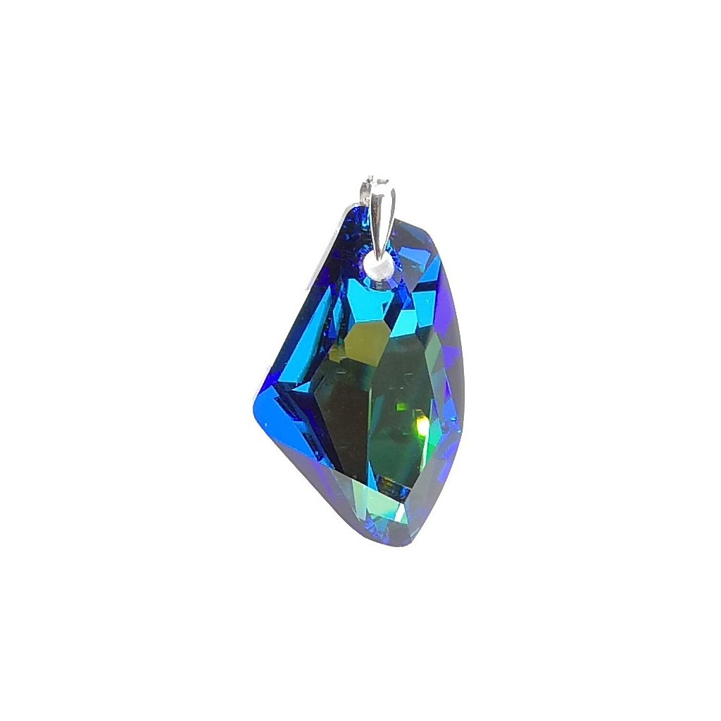 Prívesok so Swarovski crystal 39 mm