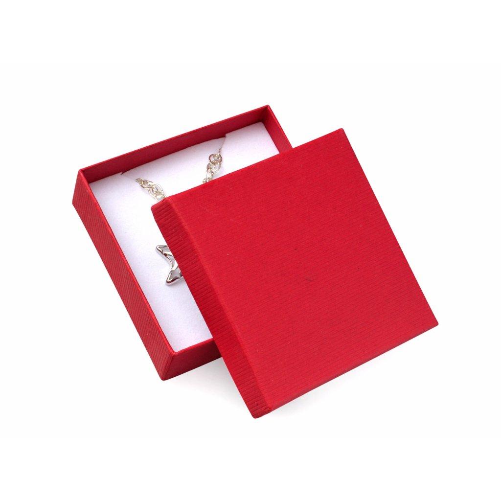 Darčková krabička na sadu šperkov